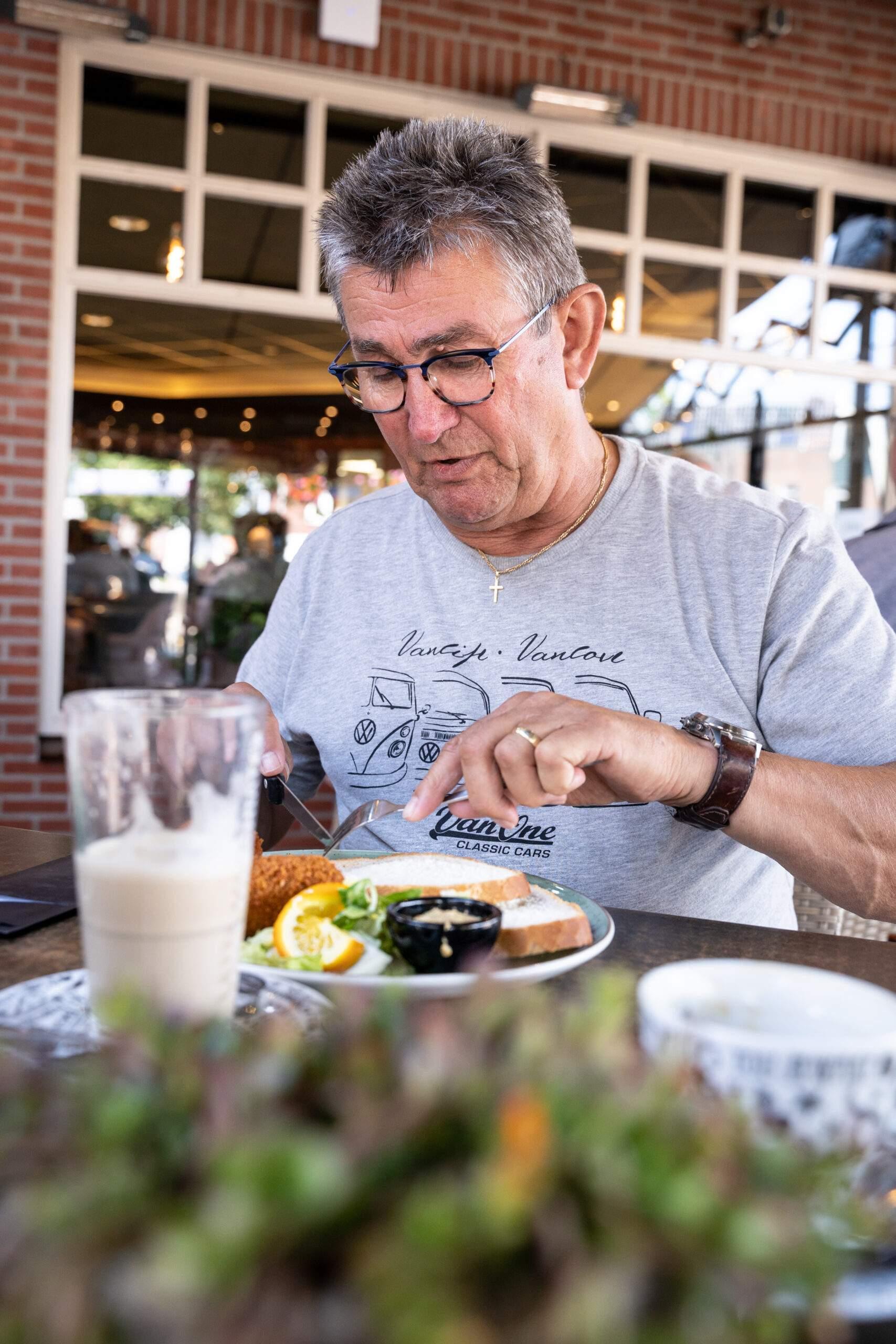 Eten bij Echte Bakker Nijkamp in Holten